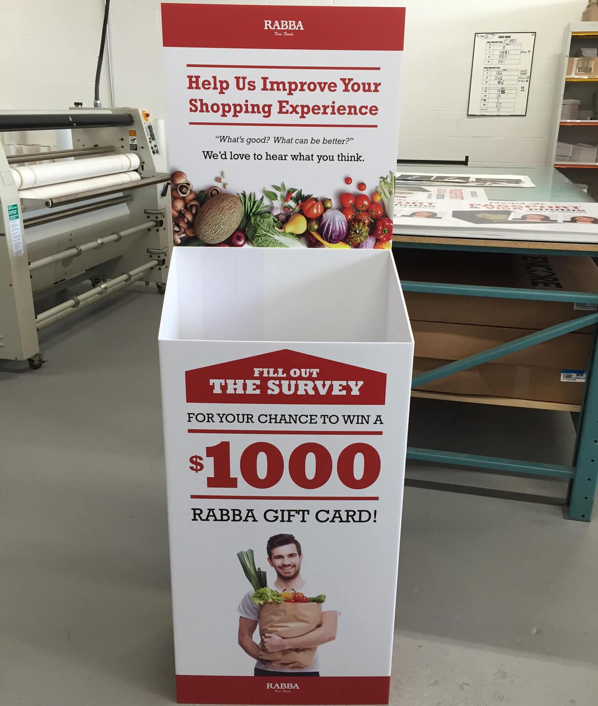 Banner Printing Toronto