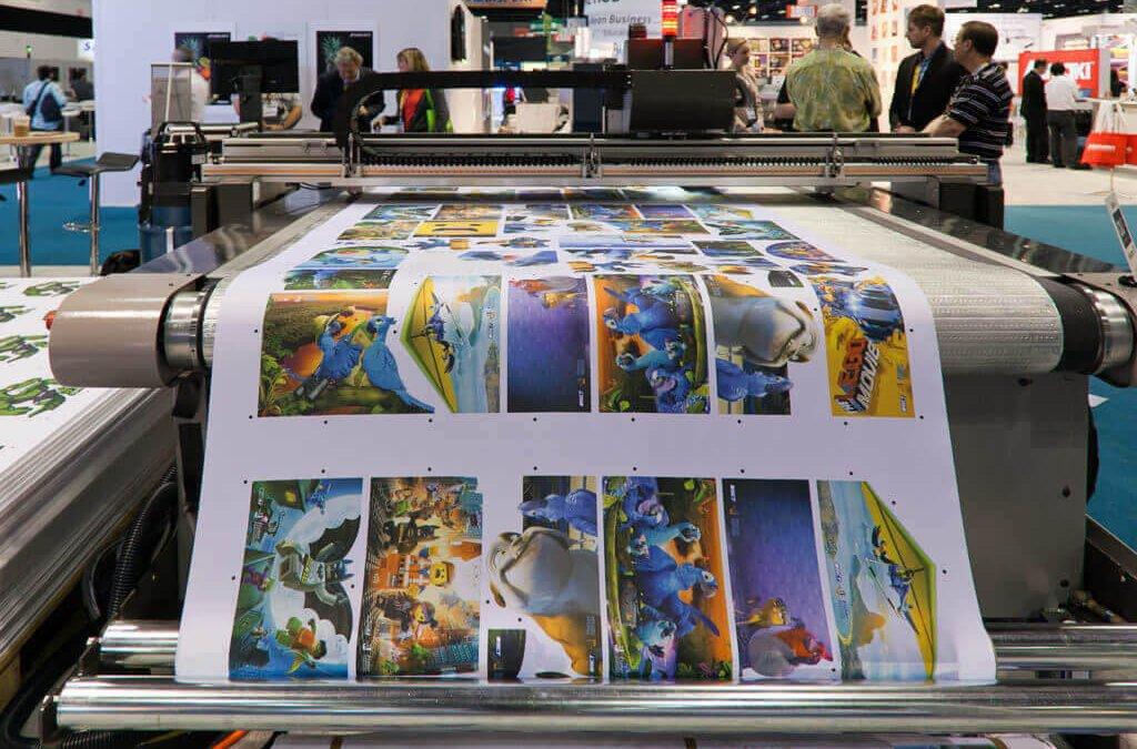 Digital Printing: Explained